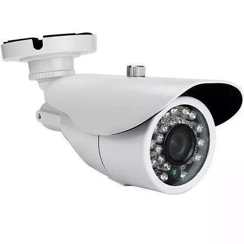 Câmera segurança infravermelho ahd 24 leds 1280x720 ip66