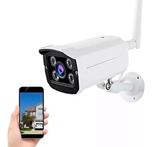 Câmera segurança ip hd 720p s