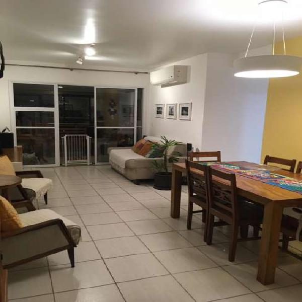 Excelente 3 quartos - Barra da Tijuca - Cidade Jardim