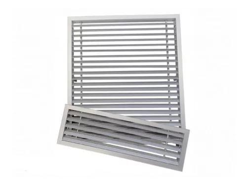 Grade de ventilação superior s