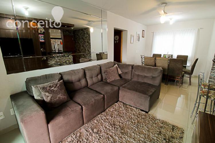 IMPERDÍVEL !!! Apartamento para venda possui 86 m2 com 3
