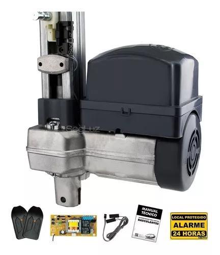 Kit motor portão eletrônico basculante ppa penta 1/2 400