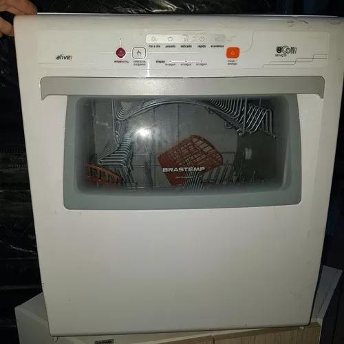 Maquina secar louça brast