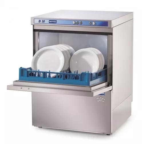 Máquina de lavar louça b.30 inox - selo inmetro - metvisa