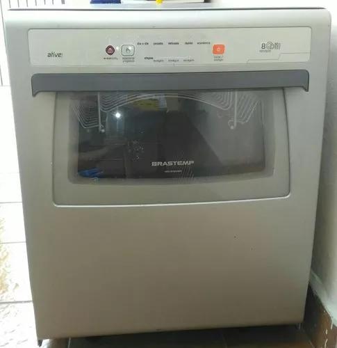 Máquina lavar louças brast
