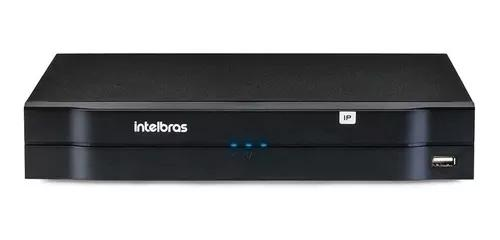 Nvr intelbras 16ch ip nvd 1216 onvif full hd 1080p