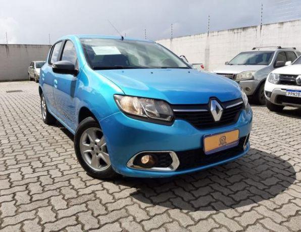 Renault sandero dynamique hi-power 1.6 8v 5p flex - gasolina