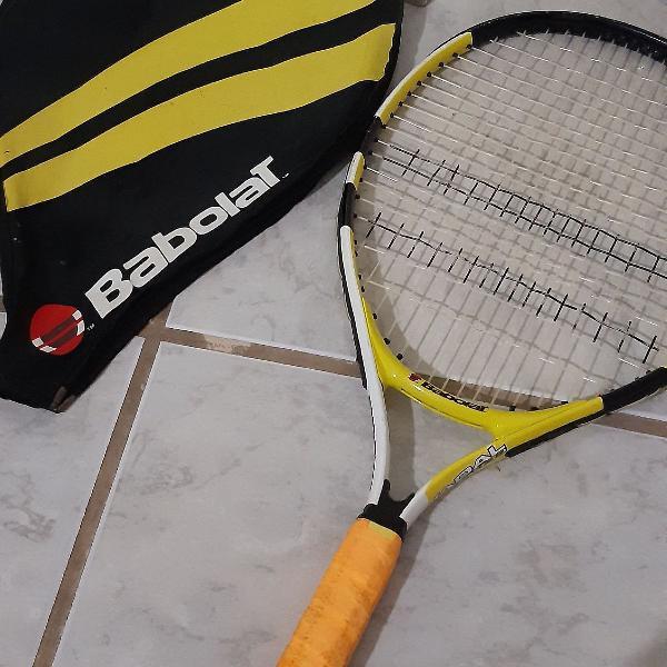 Raquete tênis babolat nadal júnior 125
