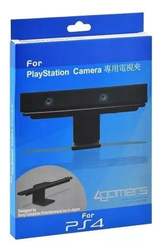 Suporte de tv eye câmera playstation 4 sony ps4 clip led