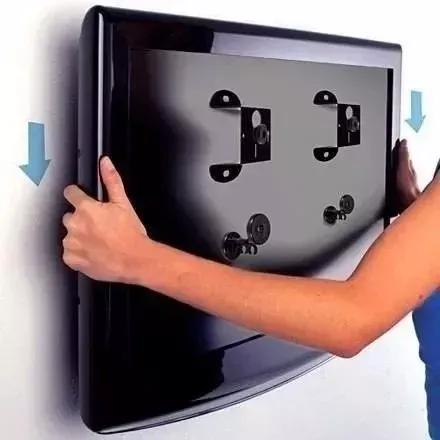 Suporte fixo de parede para tv plasma/lcd/led 13'' - 120''
