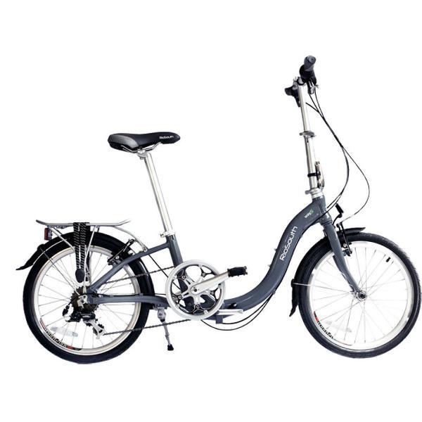 Bike dobravel cinza
