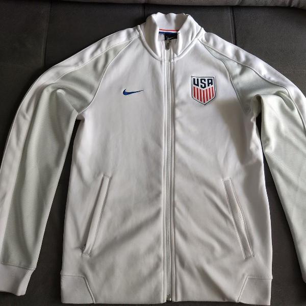 Jaqueta nike oficial da seleção americana - estados unidos