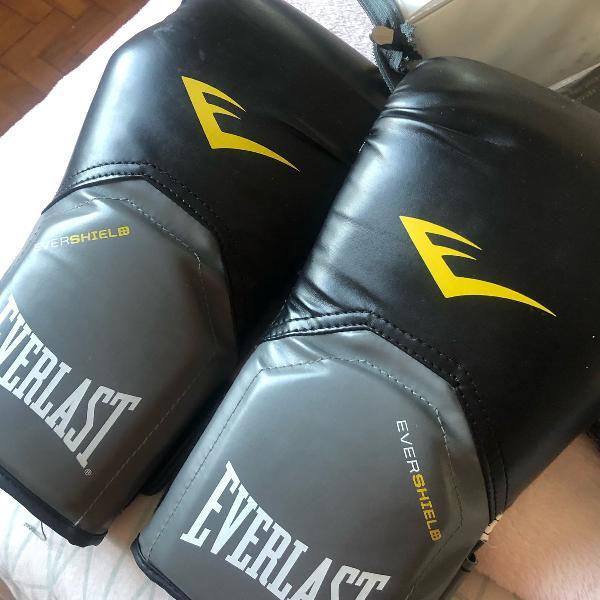Luvas de boxe everlast pro style elite