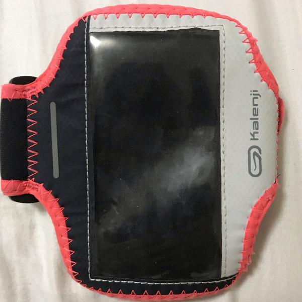 Porta celular esportivo