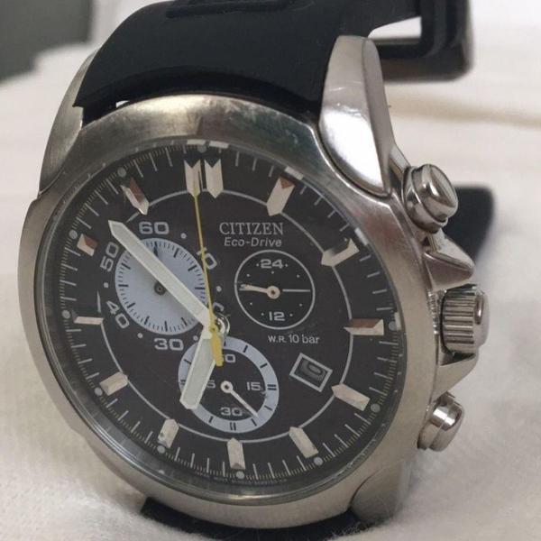 Relógio importado citizen eco-drive