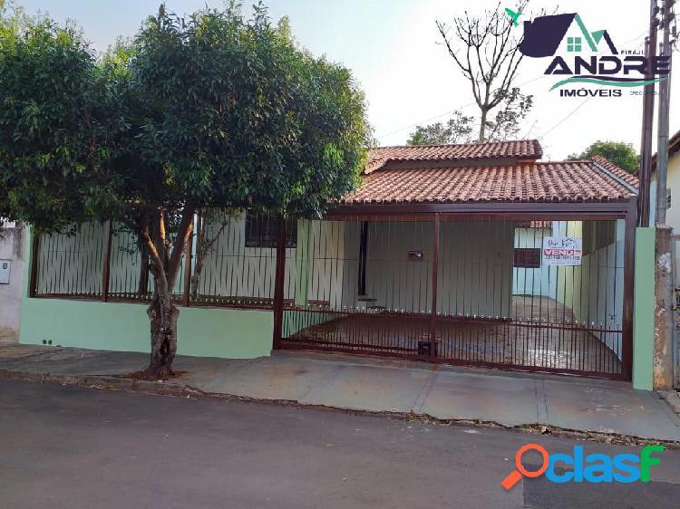 Casa 114,83 m², 3 dormitórios, piraju /sp.
