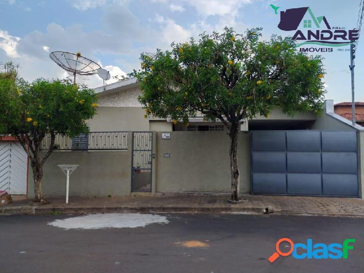 Casa 217,20 m², 3 dormitórios, Piraju /SP. 1