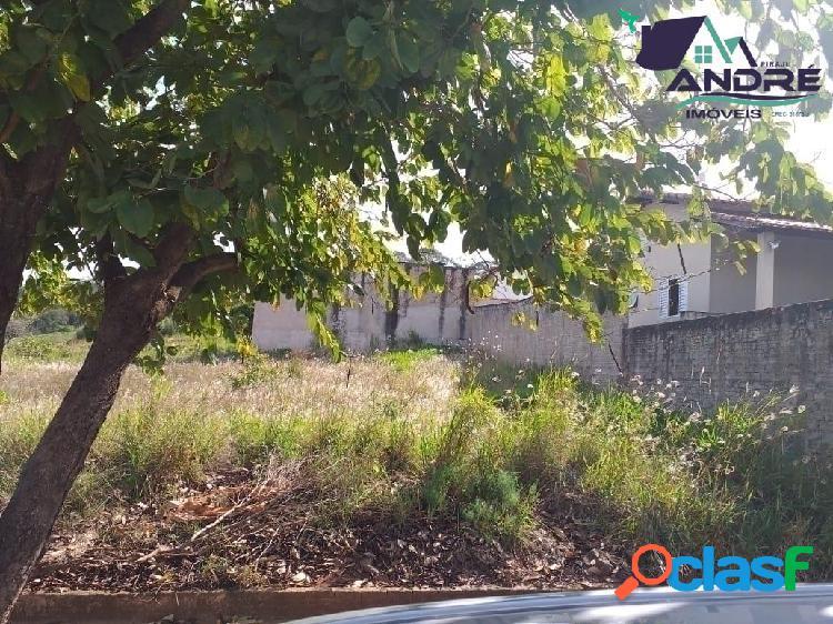 Lote, 250 m², no bairro ana carolina ii, piraju/sp.