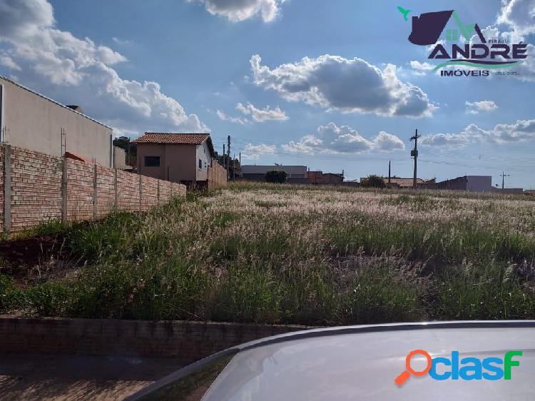 Lote, 275 m², no bairro maria gonçalves da motta, piraju/sp.