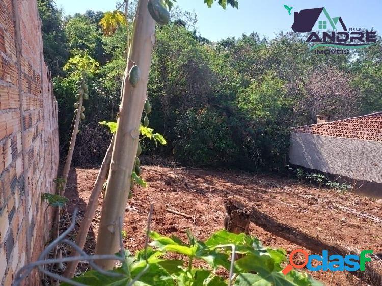 Lote murado, 243 m², no Residencial Monte Belo, Piraju/SP. 1