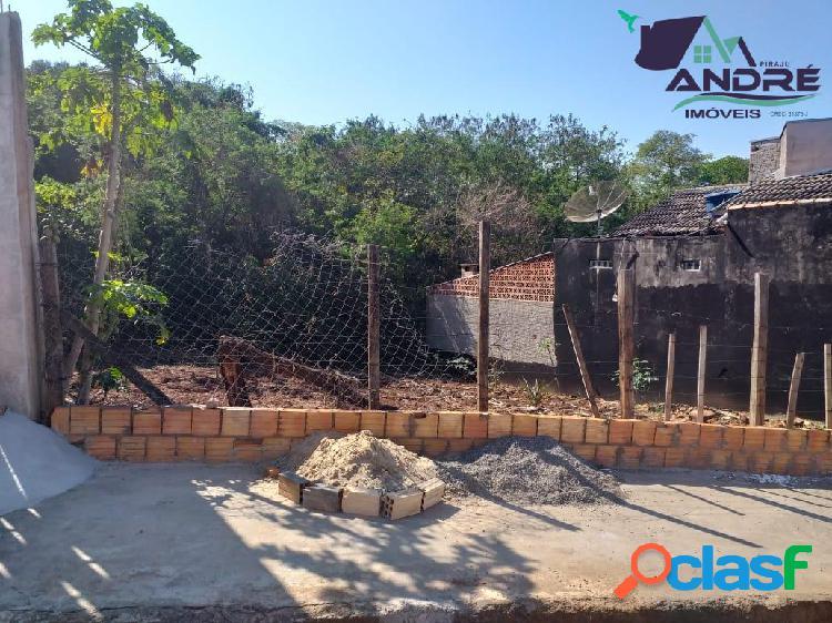 Lote murado, 243 m², no Residencial Monte Belo, Piraju/SP. 2