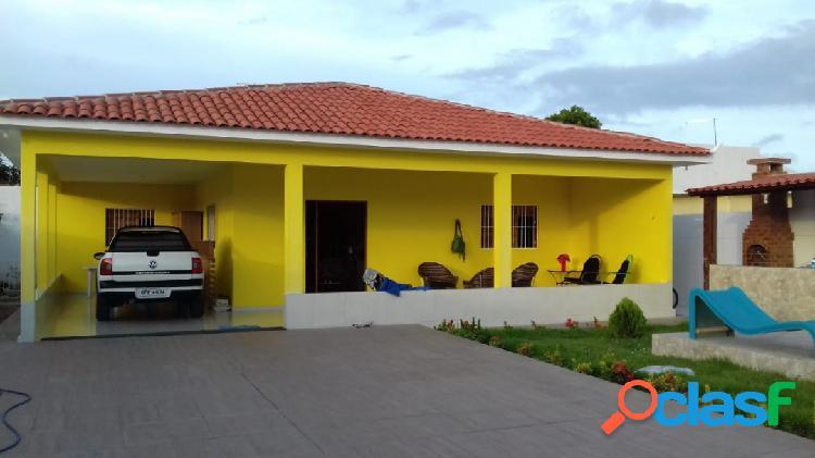 Excelente casa no village/praia de amor, permuta e propostas à analisar