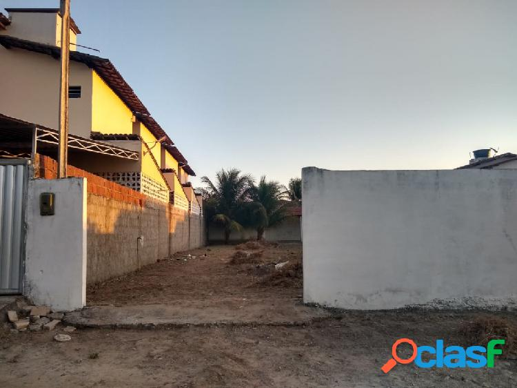 Excelente terreno murado praia do amor jacumã litoral sul paraíba