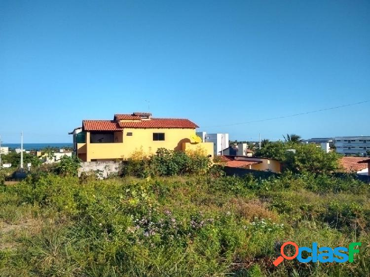 Terreno ótima localização praia de carapibus litoral sul paraíba