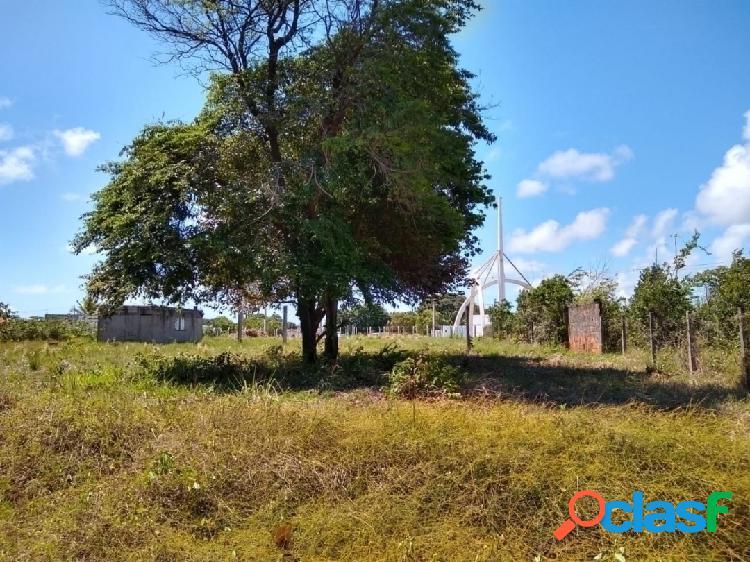 Terreno village jacumã prox. do arco e da pista área habitada