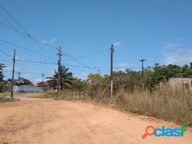 02 lotes beira de pista, esquina, vista do mar definitiva em village jacumã