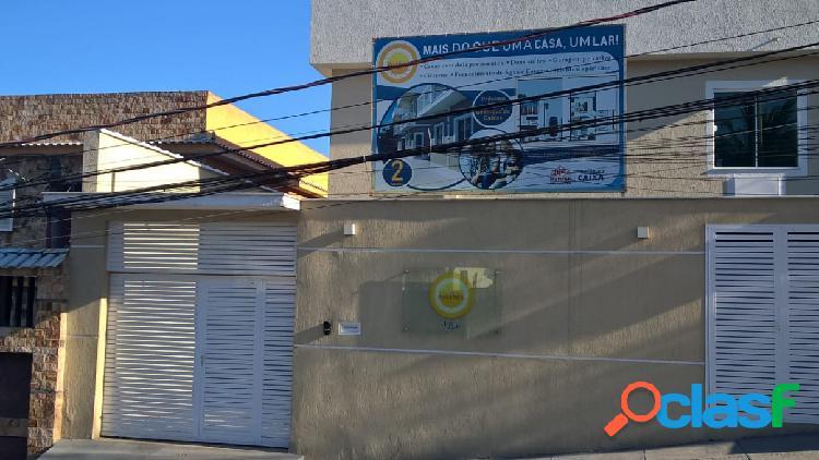 Casa em condomínio - venda - duque de caxias - rj - parque lafaiete