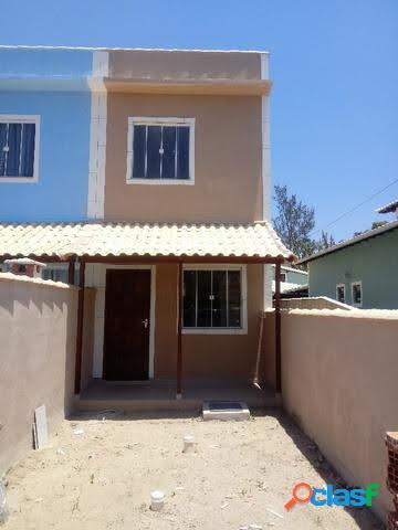 Casa duplex - venda - cabo frio - rj - verão vermelho (tamoios)