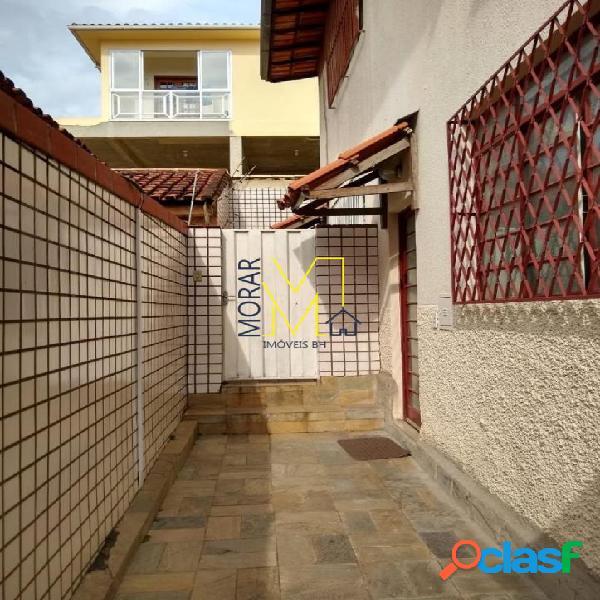 Casa com 2 dormitórios à venda, 80 m² por r$ 245.000 - santa amélia - belo horizonte/mg