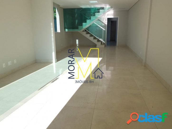 Casa com 3 dormitórios à venda, 180 m² por r$ 780.000,00 - santa branca - belo horizonte/mg