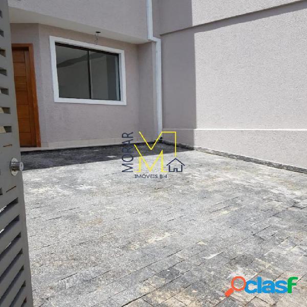 Casa com 3 dormitórios à venda, 130 m² por r$ 510.000,00 - santa branca - belo horizonte/mg