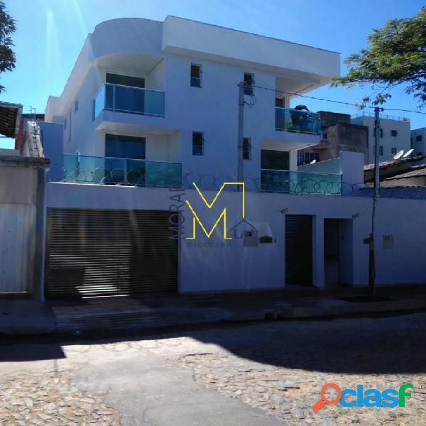 Casa com 3 dormitórios à venda, 200 m² por r$ 849.000,00 - são joão batista - belo horizonte/mg