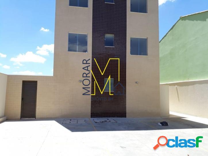 Apartamento com 2 dormitórios à venda, 50 m² por r$ 205.000 - santa mônica - belo horizonte/mg