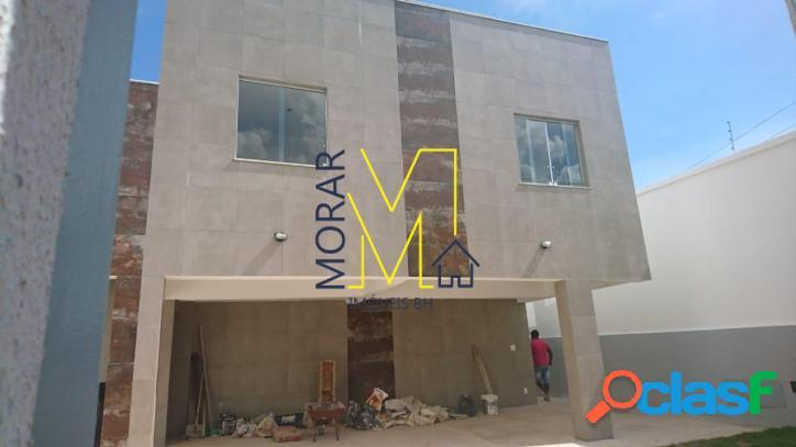 Área privativa com 2 dormitórios à venda, 50 m² por r$ 239.000 - santa mônica - belo horizonte/mg
