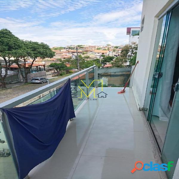 Casa com 3 dormitórios à venda, 100 m² por r$ 399.000 - santa mônica - belo horizonte/mg