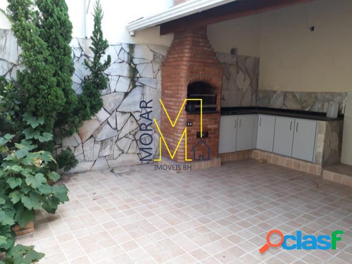 Casa com 3 dormitórios à venda, 180 m² por r$ 520.000 - santa mônica - belo horizonte/mg