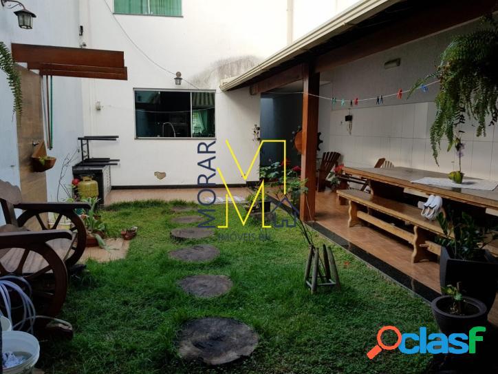 Casa com 3 dormitórios à venda, 200 m² por r$ 749.000,00 - santa mônica - belo horizonte/mg