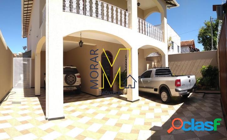 Casa com 5 dormitórios à venda, 210 m² santa mônica - belo horizonte/mg