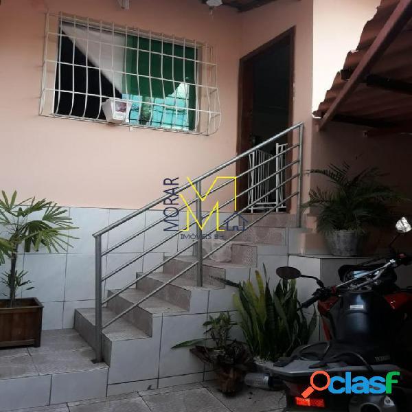 Casa com 2 dormitórios à venda, 80 m² por r$ 280.000 - jardim leblon - belo horizonte/mg