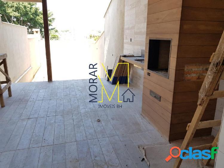 Casa com 3 dormitórios à venda, 125 m² por r$ 550.000 - itapoã - belo horizonte/mg