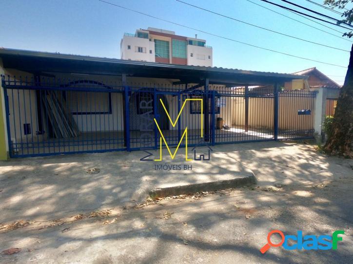 Casa com 4 dormitórios à venda, 360 m² por r$ 749.000 - itapoã - belo horizonte/mg