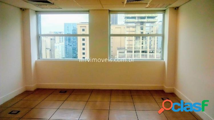 Sala comercial, 30 m² à venda na avenida paulista - bela vista