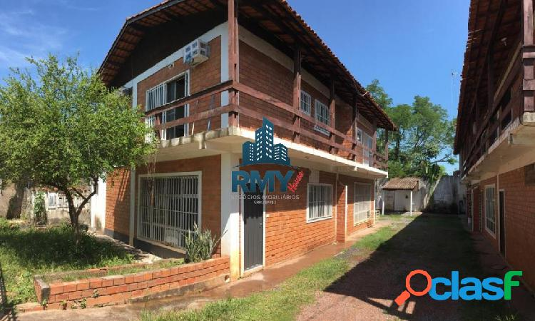 Casa sobrado (residencial fechado) - perto da havan, atrás do shopp fórmula