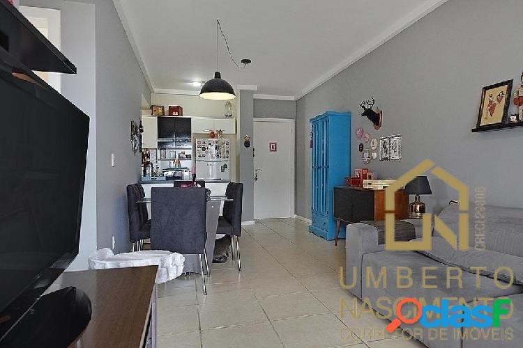 Apartamento mobiliado e equipado p/ locação no bairro fortaleza blumenau sc