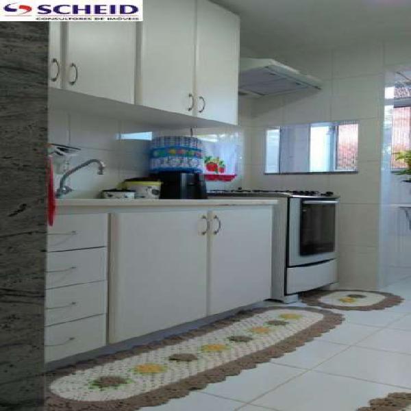 Apartamento jaú - 70m2, 3 dorm, 1 vaga, 2 banheiros
