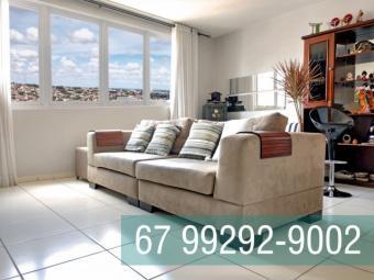 Apartamento a 01 quadra da av. afonso pena e r. bahia (67)